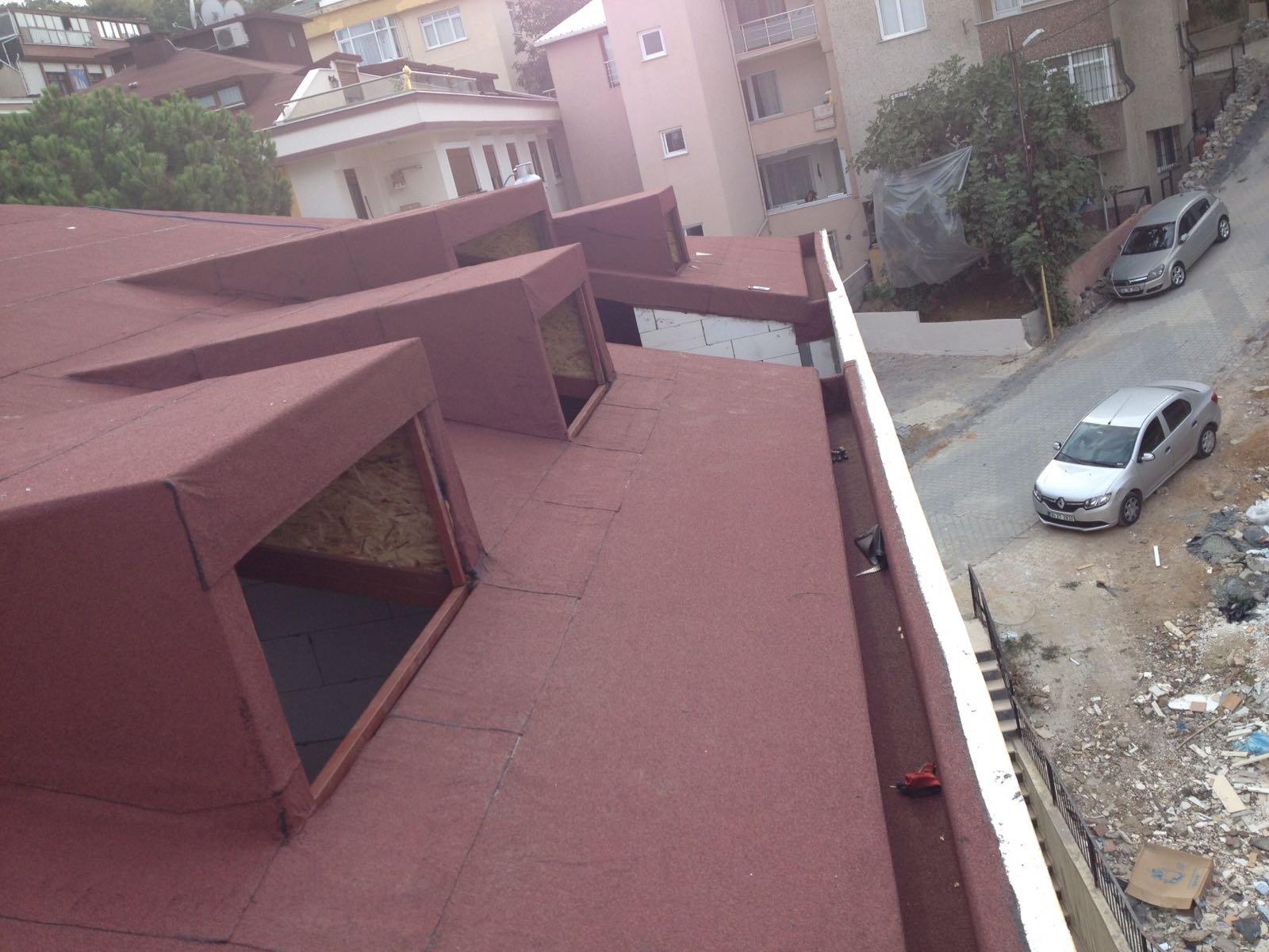 Çatı kaldırma